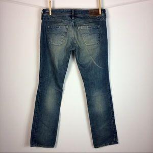4efa75df Diesel Jeans - Diesel Lowky Regular Straight Low Waist Jeans 27